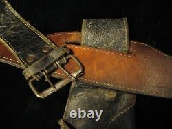 Original colt 1911 holster rig made in South Vietnam