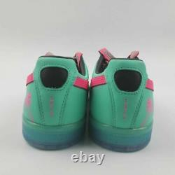 Puma Mens Clyde 1973 South Beach Miami Palm Tree Sneakers Green 368542 01 9M New
