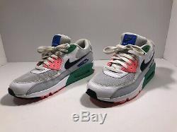 Rare Nike Air Max 90 Essential Watermelon / South Beach Size 11 AJ1285-100