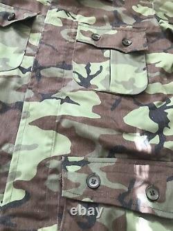 Repro South Vietnam Arvn Camo Uniform Ranger Airborne Erdl Slim Cut