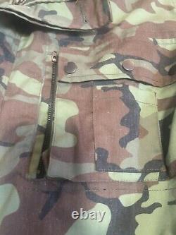 Reproduction South Vietnam Arvn Camo Uniform Ranger Airborne Erdl Tap 47/52