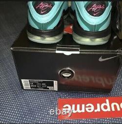 Size 11- Nike Lebron 8 South Beach Retro 2021