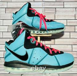 Size 12 Mens Nike LeBron 8 Retro 2021 South Beach DS From SNKRS App