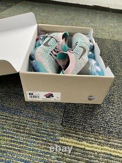Size 12 Nike Air VaporMax Flyknit 3 South Beach Athletic Shoes