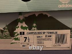 South Park x adidas Campus 80 Towelie GZ9177 Size 7.5 Mens READY TO SHIP