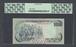 South Vietnam 1000 Dong ND (1972) P34s Specimen Perforated Uncirculated