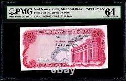 South Vietnam 20 Dong 1969 specimen proof