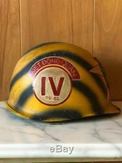 South Vietnam Military Helmet
