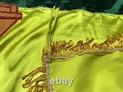 South Vietnamese Army Engineer Banner Flag Vietnam War Original