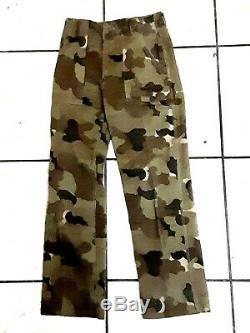 South Vietnamese arvn original national police field force camo pants Vietnam Wa