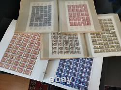 VIETNAM SOUTH 1955-75 FULL SHEETS Collection