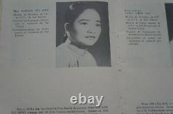 Vietnam War VC Vietcong Personalities National Front Liberation South Vn 65-67