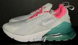 W Nike Air Max 270 South Beach AH6789-065 Womens Size 7.5