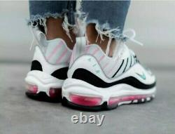 W Nike Air Max 98'South Beach' AH6799 065 size UK 8.5/EUR 43