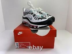 W Nike Air Max 98 South Beach Womens Shoes SZ 10 AH6799-065 Mens SZ 8.5 Miami