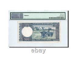 #110855 Sud Viet Nam, 500 Dong, 1962, Km6aa, Pmg Ch Vf35