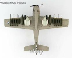 172 Hm Douglas A-1h Skyraider 22ème Sos, 56ème Sow, South Vietnam Diecast Model