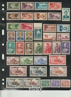 1951-1975 South Vietnam Complete Collection Scott # 01-516 & 3 Coil Stamps Mnh