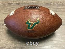 2017 Usf Bulls Game Used Under Armour Ncaa Football University South Florida