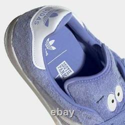 Adidas Originals X Park Sud Campus 80s Towelie Rg-400 Chalk Purple Gz9177