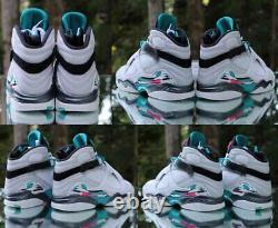 Air Jordan 8 Retro South Beach Hommes Taille 8,5 Turbo Green 305381-113
