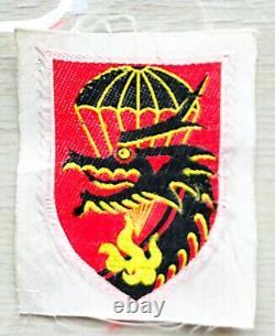 Arvn South Vietnam Technical Directorate Special Forces Patch Arvn South Vietnam Technical Directorate Special Forces Patch Arvn South Vietnam Technical Directorate Special Forces Patch Arv