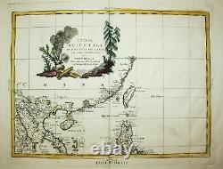 Asie Du Sud-est Philippines Indonésie Inde Thaïlande Vietnam Zatta 4 Cartes Karte