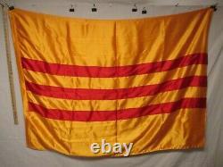 Drapeau1452 Vietnam Rvn National Flag Country South 58 X 43 Satin W10e