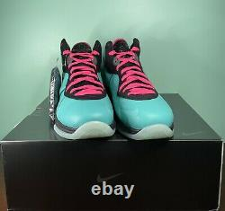 Ds Nike Lebron 8 Retro 2021 South Beach Taille 12 Hommes Cz0328 400