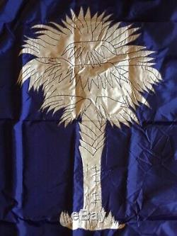 Etat Guerre Du Vietnam Drapeau De La Caroline Du Sud (nous De Participation 1965-1973) Drapeau De Combat