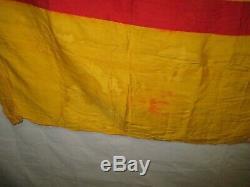 Flag1236 Vietnam Rvn Sud-vietnamienne Drapeau National W11e