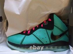 Lebron 8 Plage Sud 2021 Taille 11.5