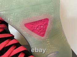 Lebron 8 VIII South Beach 2021 Sz 9 Nouveau Dans La Main Nba IX Teal Rose Qs Nike Miami