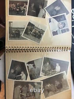 Mémoire De South Vietnam War Vintage Album Photo Avec De Vraies Photos Doivent Voir 2 De 2