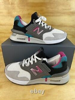 New Balance 997 White Sport South Beach Taille Homme 7,5 Femmes Taille 9 Nouveau