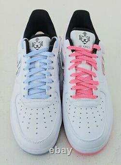 Nike Air Force 1 Low 07 Qs Sz 14 Sud Cw3919-100 Korea White Limited Af1 Nsw Ds