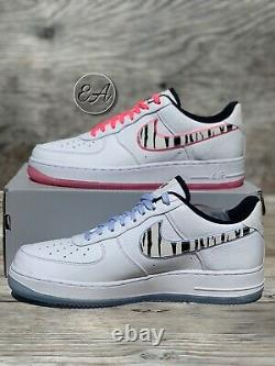 Nike Air Force 1 Low South Korea (sz 14)free & Express Same Day Shipping