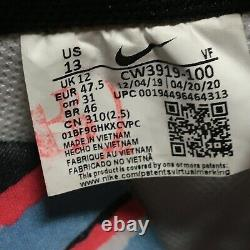 Nike Air Force 1 Tigre Blanc Faible' Corée Du Sud Taille 13 Nouveau (cw3919-100)