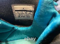 Nike Air Jordan 8 Retro South Beach 2018 Taille 12 305381-113