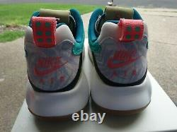 Nike Air Jordan Air Max 200 Super Bowl LIV South Beach Chaussures (cv9778-900) Hommes 11