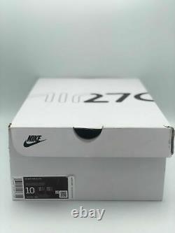 Nike Air Max 270 Ah6789-065 Gris / Sarcelle / Rose Alias South Beach Femmes Sz 10