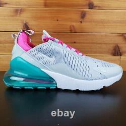Nike Air Max 270 Chaussures De Course White South Beach Ah6789-065 Tailles Femmes