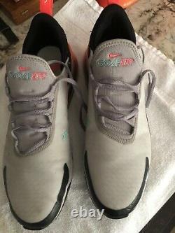Nike Air Max 270 G'south Beach' Hot Punch Gris Chaussures De Golf Ck6483-024 Hommes 10,5