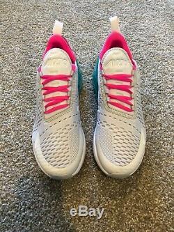 Nike Air Max 270'south Beach ' Femmes Chaussures De Course Pour Ah6789-065 Tailles Variées