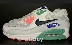 Nike Air Max 90 Essential South Beach Aj1285-100 Hommes Taille 10