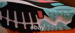 Nike Air Max 90 G South Beach Hot Punch Golf Chaussures Hommes Taille 10