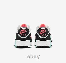 Nike Air Max 90 G South Beach Vice Hot Punch Chaussures De Golf Blanches Sz 10.5 Cu9978-133