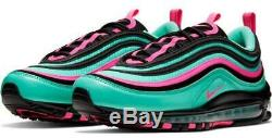 Nike Air Max 97 Alternate South Beach Cu4877-300 Chaussures De Course Taille 11 Hommes