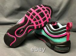 Nike Air Max 97 Running Sneakers South Beach Edition Taille 9 Modèle Display