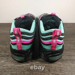 Nike Air Max 97'hyper Turquoise' Taille Homme 9 Cu4877-300 South Beach Noir/pink
